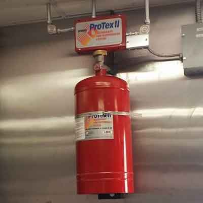 Our Services   Fire Suppression Systems